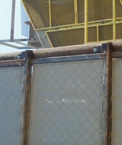 StratiQuilt Barrier Blanket with UV resistant covering
