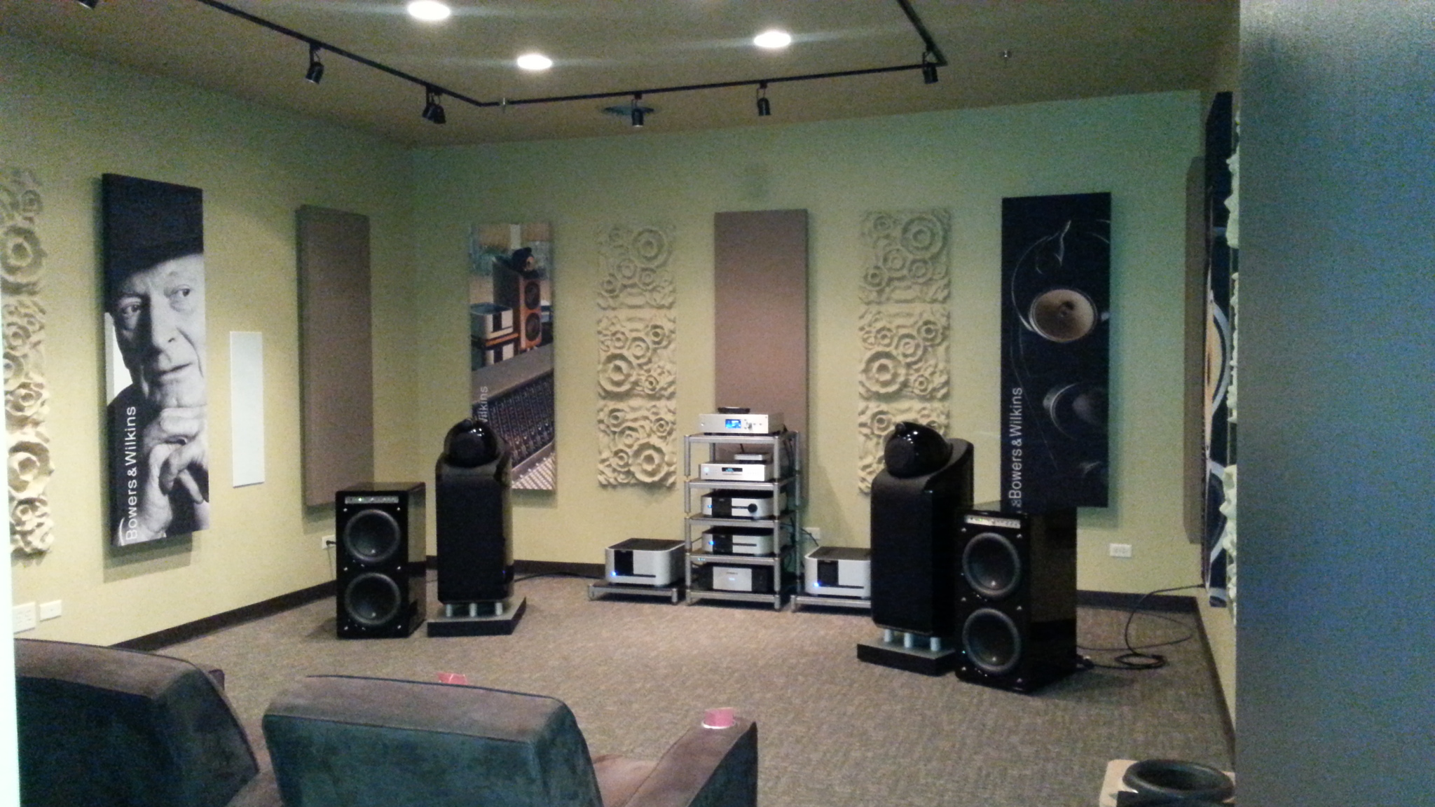 Sound Diffuser Acoustics First Blog