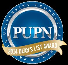 PUPN Dean's List Gold