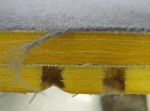 Cutaway of HiPer® Panel.