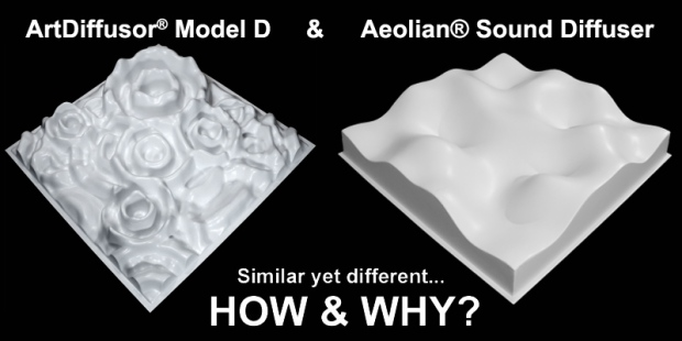 Similar Yet Different - Model D Vs. Aeolain