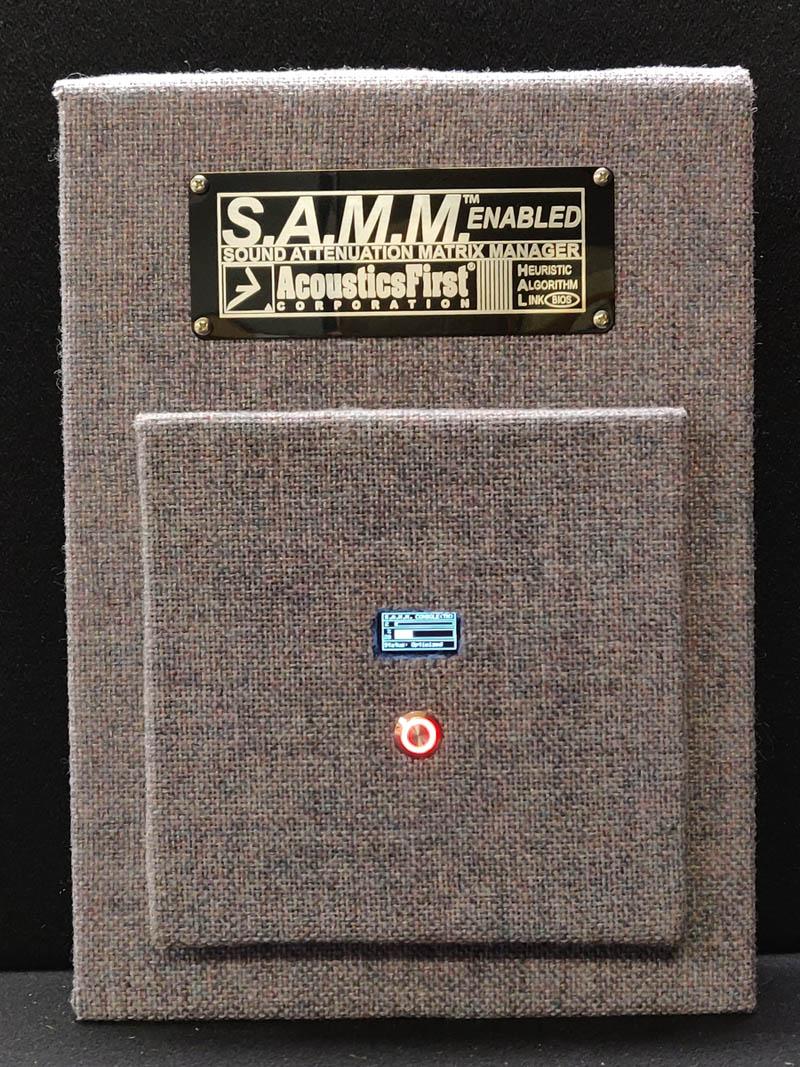 SAMM panel